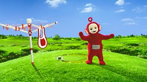Teletubbies - Series 2: 42. Washing