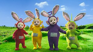 Teletubbies - Series 2: 48. Bunny Rabbits