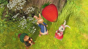 Peter Rabbit - The Tale Of Benjamin's Strawberry Raid