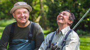 Mortimer & Whitehouse: Gone Fishing - Series 1: Episode 6