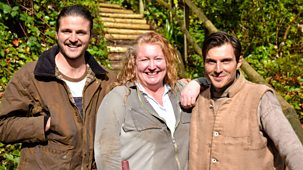 Garden Rescue - Series 5 (shortened Versions): 5. Christchurch