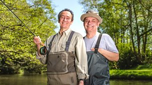 Mortimer & Whitehouse: Gone Fishing - Series 1: Episode 2