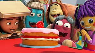 Bitz & Bob - Series 2: 6. Cake Calamity