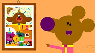 Hey Duggee - Series 2: 47. The Party Badge