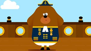 Hey Duggee - Series 2: 49. The Sailing Badge