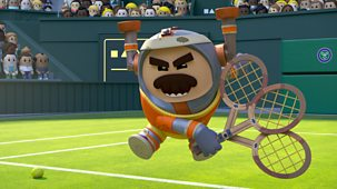 Go Jetters - Series 2: 39. Wimbledon, England