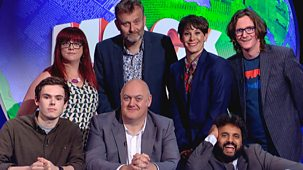 Mock The Week - Series 17: Episode 6