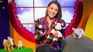 Cbeebies Bedtime Stories - 640. Suranne Jones - Happy Hooves, Ta Dah!