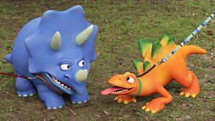 My Petsaurus - Series 2: 5. New Friends