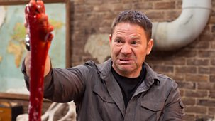 Deadly Dinosaurs With Steve Backshall - Series 1: 8. Secret Skills