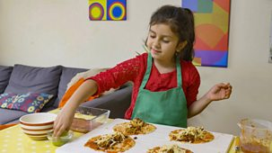 My World Kitchen - Series 2: 1. Marina's Mexican Enchiladas