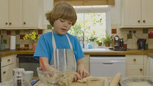 My World Kitchen - Series 2: 5. Gabriel's Cornish Pasties