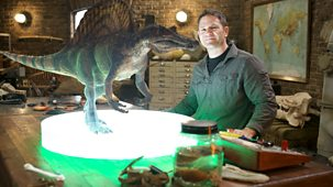 Deadly Dinosaurs With Steve Backshall - Series 1: 10. Backshall's Ultimate Dinosaur