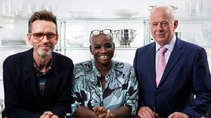 Great British Menu - Series 13: 45. Banquet