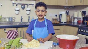 My World Kitchen - Series 2: 13. Talib's Tanzanian Banana Curry