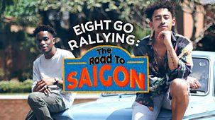 Eight Go Rallying: The Road To Saigon - Series 1: Episode 1