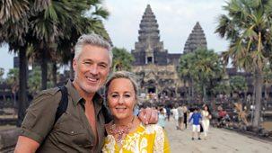 Eight Go Rallying: The Road To Saigon - Series 1: Episode 2
