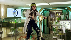 Odd Squad - Series 2: 43. Xs And Os