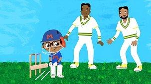Apple Tree House - Series 2: 21. Football Versus Cricket