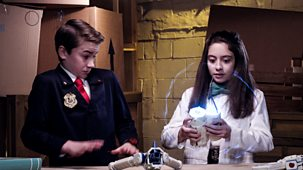 Odd Squad - Series 2: 46. License To Science