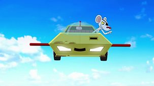 Danger Mouse - Series 2: 26. Grand Stressed Auto