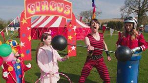 Marrying Mum And Dad - Series 7: 14. Circus