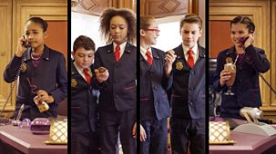 Odd Squad - Series 2: 51. Shapely University