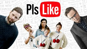 Pls Like - Series 2: 1. The Hosts