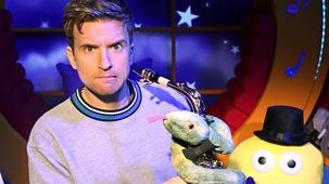 Cbeebies Bedtime Stories - 649. Greg James - Never Play Music Right Next To The Zoo