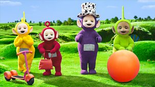 Teletubbies - Series 2: 51. Mixed Up