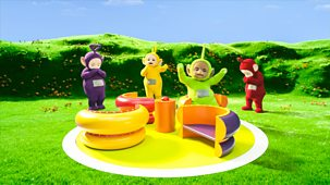 Teletubbies - Series 2: 52. Dizzy