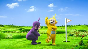 Teletubbies - Series 2: 54. Crazy Golf