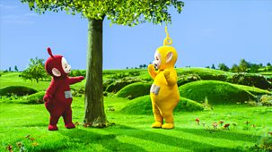 Teletubbies - Series 2: 55. Where? There!