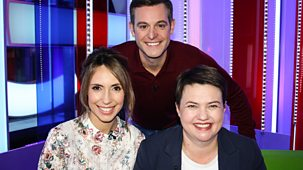 The One Show - 25/09/2018
