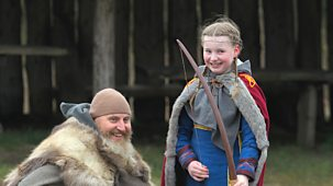 Gudrun: The Viking Princess - Series 2: 1. Salmon