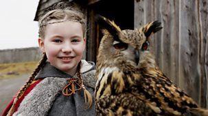 Gudrun: The Viking Princess - Series 2: 7. The Eagle Owl