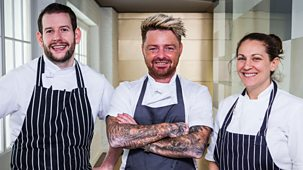 Great British Menu - Series 13: 36. Northern Ireland - Starter