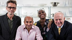 Great British Menu - Series 13: 40. Northern Ireland - Judging