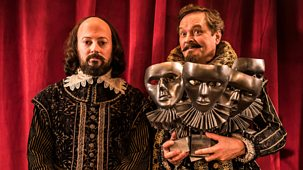 Upstart Crow - Series 3: 6. Go On And I Will Follow