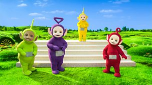 Teletubbies - Series 2: 57. Stairs