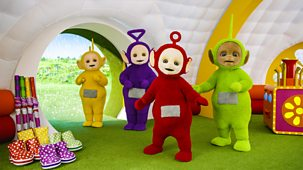Teletubbies - Series 2: 58. Go Outside