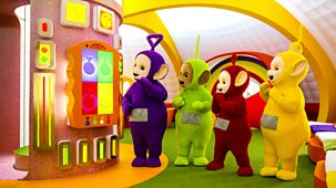 Teletubbies - Series 2: 60. Tiddly Phone