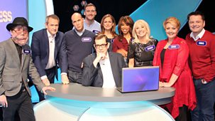 Pointless Celebrities - Series 11: 13. Presenters
