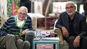 Imagine... - 2018: Hockney, The Queen And The Royal Peculiar