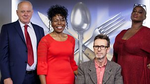 Great British Menu - Series 13: Finals - Dessert