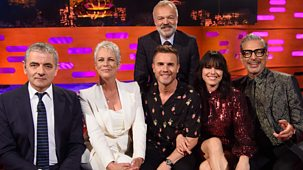 The Graham Norton Show - Series 24: Episode 2