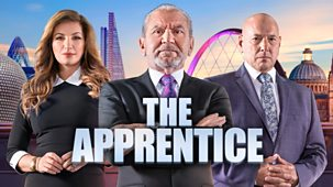 The Apprentice - Series 14: 3. Doughnuts