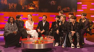 The Graham Norton Show - Series 24: Episode 3