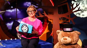 Cbeebies Bedtime Stories - 656. Janet Ellis - Happy Birthday, Moon