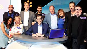 Pointless Celebrities - Series 11: 15. Sitcoms